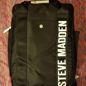 Steve Madden Sporty Logo Backpack